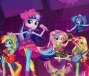 Equestria Girls: Batalla de las Bandas