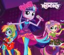 Equestria Girls VIF Rainbow Rocks